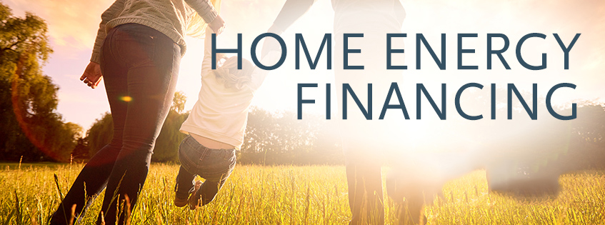 Home Energy Financing banner image